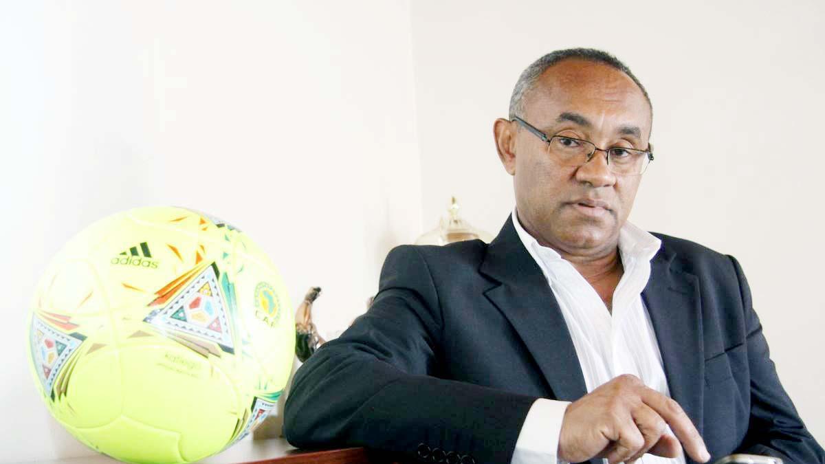 المغرب أول وجهة لرئيس  الكاف  الجديد أحمد أحمد   Le360 Sport بالعربية