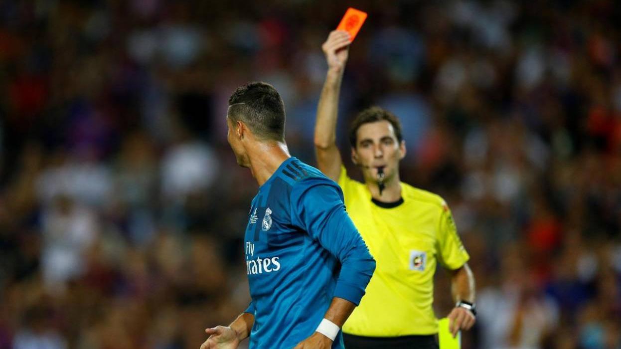 رونالدو يحقق أسوأ بداية له في الدوري الإسباني   AR Le360 Sport بالعربية