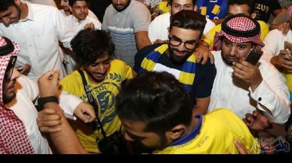 فوزير: إنتقالي إلى النصر لا يهدد حملي لقميص الأسود   AR Le360 Sport بالعربية