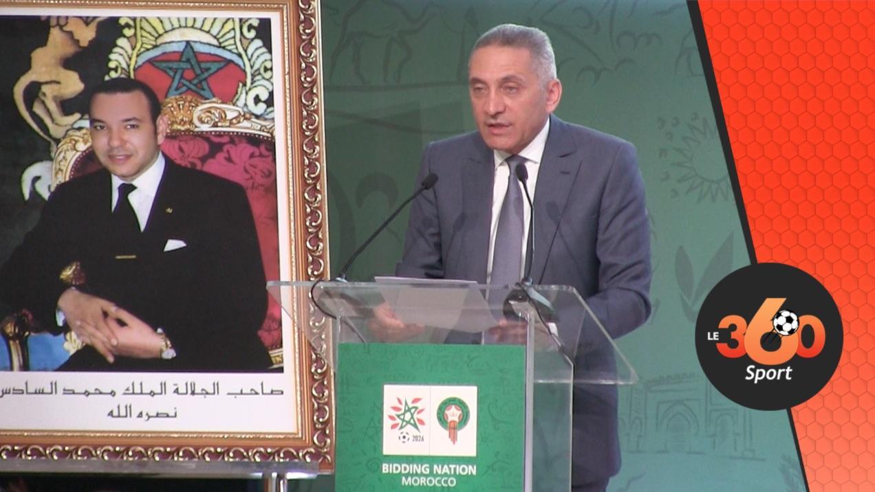 العلمي:  طاسك فورس  شكرت المغرب على التنظيم الاحترافي   AR Le360 Sport بالعربية