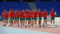 المنتخب المغربي 75