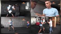 """Cover Video -Le360.ma • استعدادات """"قوية"""" لمحمد ربيعي قبل نزاله الإحترافي الثاني في الملاكمة"""