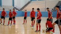 المنتخب الوطني لكرة القدم داخل القاعة