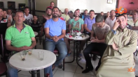 بالفيديو. فرحة الجماهير الودادية بعد الفوز أمام القطن