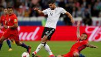 ألمانيا أمام تشيلي