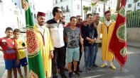 بالصور. نجم برشلونة يحل بأكاديمية النادي بالبيضاء