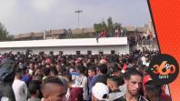 Cover: فوضى وإغماءات بمركب محمد الخامس لاقتناء تذاكر الرجاء والوداد