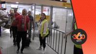 غلاف فيديو - لحظة وصول الأسود إلى مطار أبيدجان