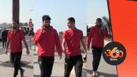 Cover: حصري: لاعبو المنتخب المحلي يؤودون صلاة الجمعة بالبيضاء