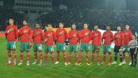 بالصور. أبرز لحظات الجولة الأولى من مباراة المنتخب المحلي أمام نيجيريا