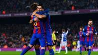 برشلونة يعلن عن فترة غياب سواريز