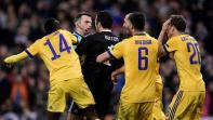 الشرطة تحقق في تهديدات بحق زوجة حكم مباراة ريال-يوفنتوس