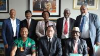 جنوب افريقيا تدعم المغرب لاستضافة مونديال 2026