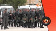 cover Video - Le360.ma •.تعزيزات امنية لتأمين ديربي الشمال بين طنجة وتطوان