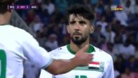 بشار رسن لاعب منتخب العراق