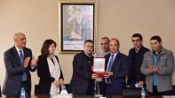 الرابطة المغربية للصحافيين الرياضيين توقع رسميا اتفاقية الشراكة مع الجامعة الملكية المغربية لألعاب القوى
