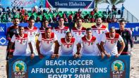بالفيديو. أسود الشاطئية يتأهلون لنصف نهاية كأس إفريقيا