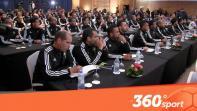 "Cover: المسؤولون عن الكرة المغربية يعلقون على تطبيق تقنية""الفار"" في الدوري الاحترافي"