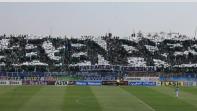 بالفيديو. تيفو جماهير الرجاء في مباراة يوسفية برشيد