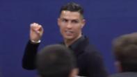 بالفيديو. رونالدو يسخر من أتلتيكو مدريد