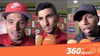 Cover: تصريحات لاعبي الوداد البيضاوي بعد الفوز على ماميلودي صنداونز