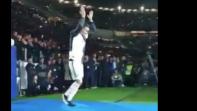 بالفيديو. احتفال رونالدو بلقب الدوري الإيطالي