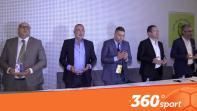 بالفيديو. هكذا جرى انتخاب الجامعي رئيسا للمغرب الفاسي