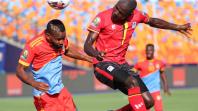 مباراة أوغندا والكونغو