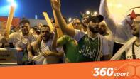 جمهور المنتخب الجزائري
