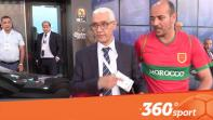 Cover: خاص من القاهرة.. شخصيات وازنة حضرت مباراة المغرب أمام نامبيا