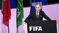 رسميا. إنفانتينو يستمر في رئاسة الفيفا لأربعة أعوام أخرى