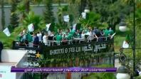 بالفيديو. استقبال أسطوري وتاريخي للجزائر على متن حافلة نقل أبطال افريقيا