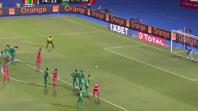 بالفيديو. ضربة الجزاء التي ضيعها فرجاني ساسي بطريقة غريبة أمام السنغال