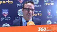 Cover: رئيس أولمبيك آسفي يتكلم عن رحيل هشام الدميعي