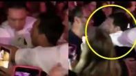 بالفيديو. ميسي يتعرض لمحاولة اعتداء في حفل موسيقي بجزيرة إيبيزا