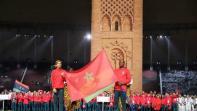 المغرب يحافظ على مركزه الثالث في الألعاب الإفريقية