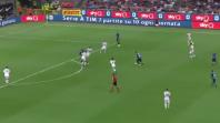 بالفيديو. لوكاكو يسجل أول أهدافه في الدوري الإيطالي