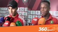cover Les déclarations de Hakimi et Mendyl après Maroc-Mali