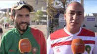 Cover: أجواء حماسية قبل مباراة المغرب والغابون بطنجة