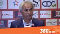 Cover: تفسير وحيد خليلهودزيتش لهزيمة المنتخب المغربي امام الغابون