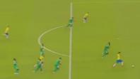 بالفيديو. هدف رائع لفيرمينو في مرمى السنغال قبل قليل