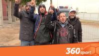 cover فيديو : جمهور الطاس يجتاح وجدة بحثا عن اللقب التاريخي