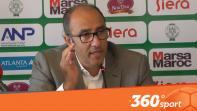 Cover_Vidéo: Le360.ma •الزيات: بنحليب تحصل على عقوبته وليس هناك لاعب أكبر من الفريق