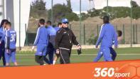 فيديو. بيدرو بنعلي يكشف عن أهدافه مع ا. طنجة