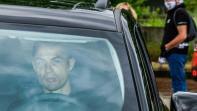 رونالدو يعود إلى تداريب يوفنتوس بعد شهرين من الغياب