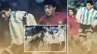 المنتخب المغربي الأرجنتين