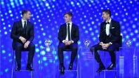 بالفيديو. ردة فعل ليفاندوفسكي بعد التتويج بجائزة أفضل لاعب في أوروبا