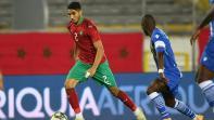 حكيمي المنتخب المغربي
