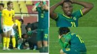 بالفيديو. لاعب الشرطة يتعرض لإصابة خطيرة في ديربي العراق