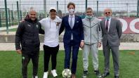 سفير هنغاريا بالمغرب ينبهر بمركز محمد السادس لكرة القدم